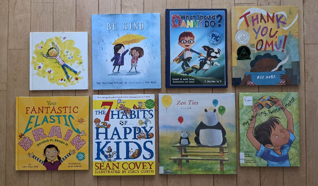 Books That Teach Kids Social-Emotional Intelligence