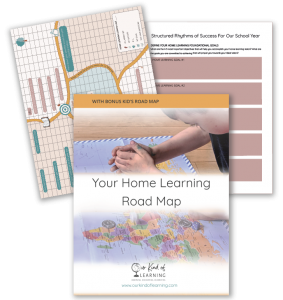 Home Learning Road Map